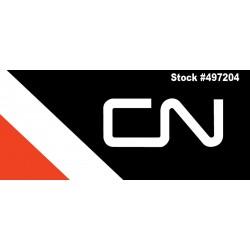 N Dash 9 C44-9W Canadian National Nr 2616 DC_48176