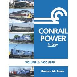 Conrail Power In Color Volume 2: 4000-5999