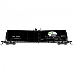 O 2-RL 25,500 Gallon Tank Car Harvest States_48300
