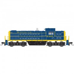 HO RS-1 Santa Fe Nr 2399 DCC/Sound_48316