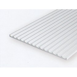 Polystyrol Board & Batten 15 x 30cm Kerbab.1,8mm_375