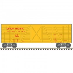 N 40' Stock Car Union Pacific (yellow) Nr 47504D_48345