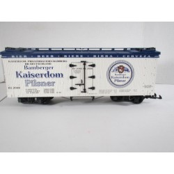 G Refrigerator Car Bamberger Beer_48664