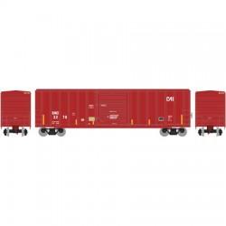 N 50' FMC 5347 sgl door Box Car CAI_48838