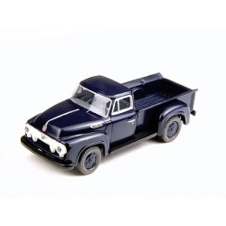 HO 54' Ford F-350 Pick-up Sheridan Blue_48846