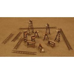 HO Ladders - Kit_49024