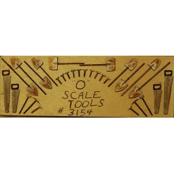 O Tools 30-pieces_49026