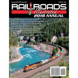 Railroads Illustrated Annual 2018