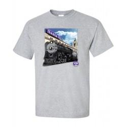 """T-Shirt """"AT&SF (Santa Fe) 3751""""_49067"""