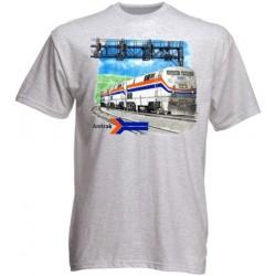 "T-Shirt ""Amtrak Genesis"" M_4182"