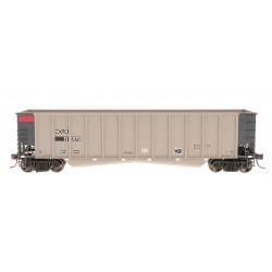 HO Trinity Aluminator Coal Gondola NCUX 11444