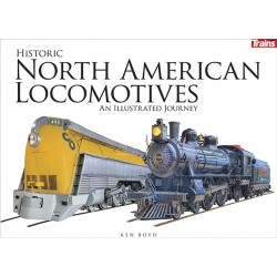 Historic North American Locomotives (Hardcover)_49122