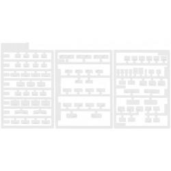 HO Fensterzurüstsatz für diverse LKW_49156