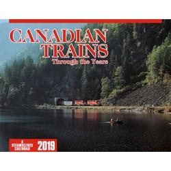 2019 Canadian Trains Kalender_49184