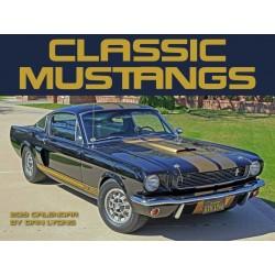 2019 Classic Mustangs Kalender_49188