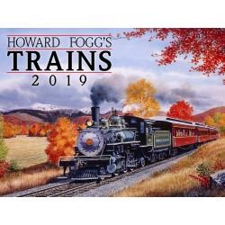 2019 Howard Fogg's Trains Kalender_49197