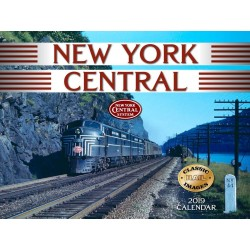 2019 New York Central Railroad Kalender_49207
