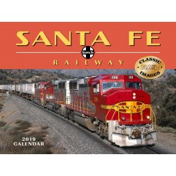 2019 Santa Fe Kalender
