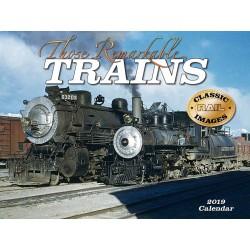 2019 Those Remarkable Trains Kalender_49227