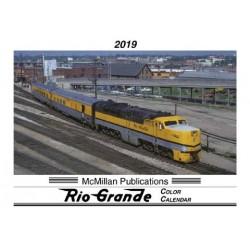 2019 Rio Grande Kalender McMillan_49235
