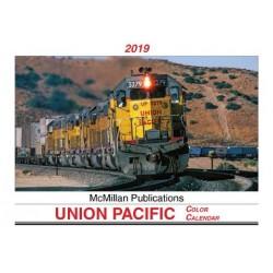 2019 Union Pacific Kalender McMillan_49241