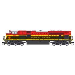HO EMD SD70ACe KCS de Mexico Nr 4097 (DC)_49514