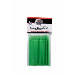 Regular Applicator Brush - Microbrush(R) Green (25_49548