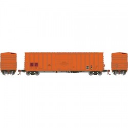 HO 50' NACC Box Car Quaker Oats Nr 332_49589