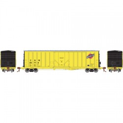 HO 50' NACC Box Car C&NW Nr 33801_49595