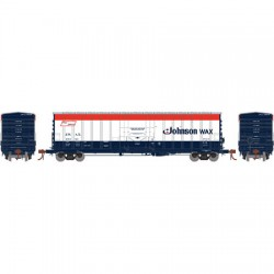HO 50' NACC Box Car Johnson Wax Nr 49072_49605
