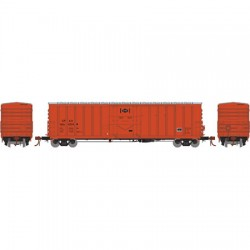 HO 50' NACC Box Car Canadian Pacific Nr 166490_49610