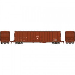 HO 50' NACC Box Car D,M&E Nr 5530_49613