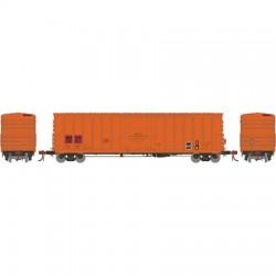 N NACC 50' Box Car Quaker Oats Nr 337_49660
