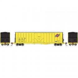 N NACC 50' Box Car C&NW Nr 33790_49664