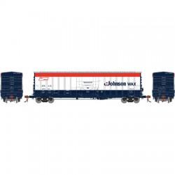N NACC 50' Box Car Johnson Wax Nr 49060_49674