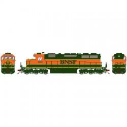 HO SD39 (DC) BNSF Nr 6204_49713