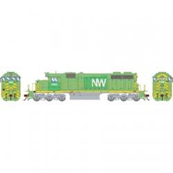 HO SD39 (DCC/Sound) N&W Nr 2962_49726