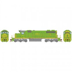HO SD39 (DCC/Sound) Illinois Terminal Nr 2306