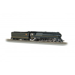 HO Streamlined K4 4-6-2 Pacific Steam PRR Nr 1120_49853