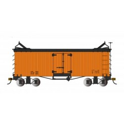 On30 Reefer data only, orange - black roof_49861