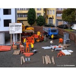 H0 Baustellenzubehör - Bausatz (2)_49878