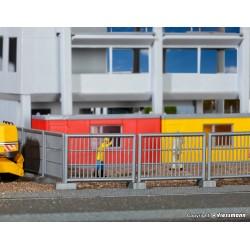 H0 Bauzaun - Bausatz_49882