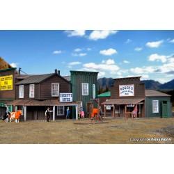 H0 Westernhäuser Sheriff's Office - Bausatz_49911