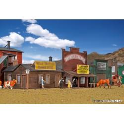 H0 Westernhäuser Saloon - Bausatz_49927
