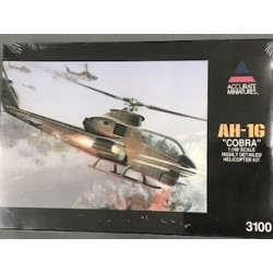 "1:100 AH 16 ""Cobra"" Plastic Model_50050"