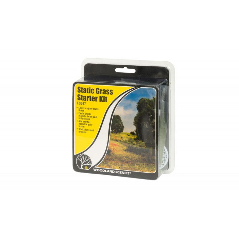 Static Grass Starter Kit_50181