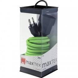 1406-28.75417 Verlängerung MaxTex 3m grün 1,0mm2,_5029