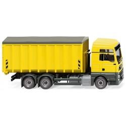 HO Abrollcontainer (MAN TGX Euro 6c/Meiller) - zin_50325