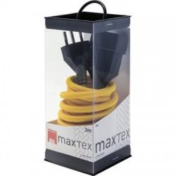 1406-28.75334 Verlängerung MaxTex 3m gelb 1,0mm2,_5034