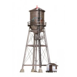 N Rustic Water Tower - 5.39 x 6.42 x 13.9 cm_50345